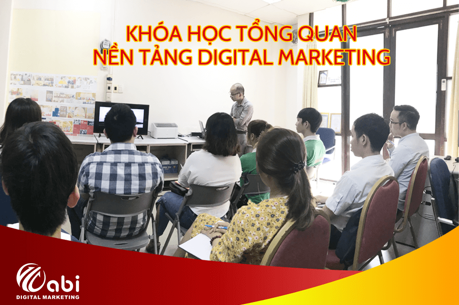 NỀN TẢNG DIGITAL MARKETING 1