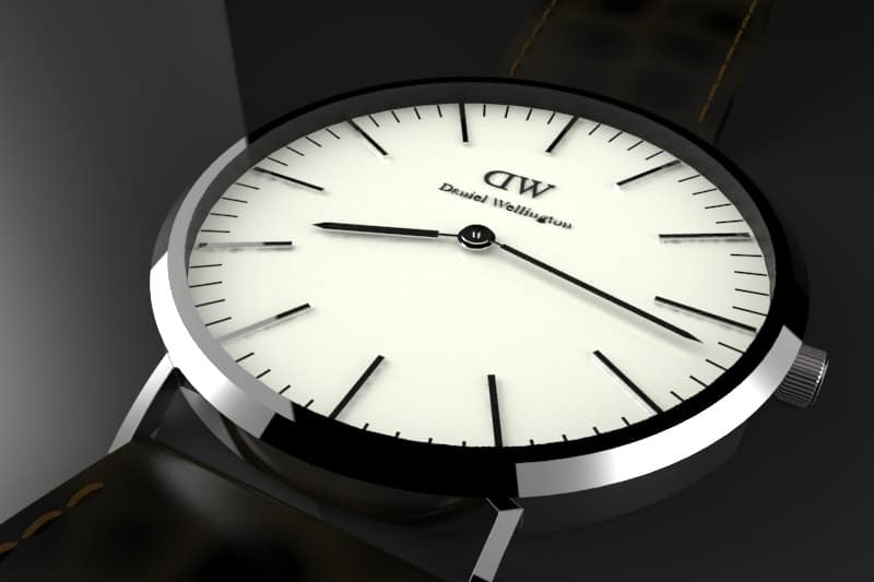 Chiến lược marketing của đồng hồ Daniel Wellington 52