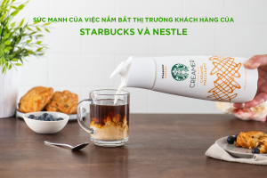 Starbucks & Nestle