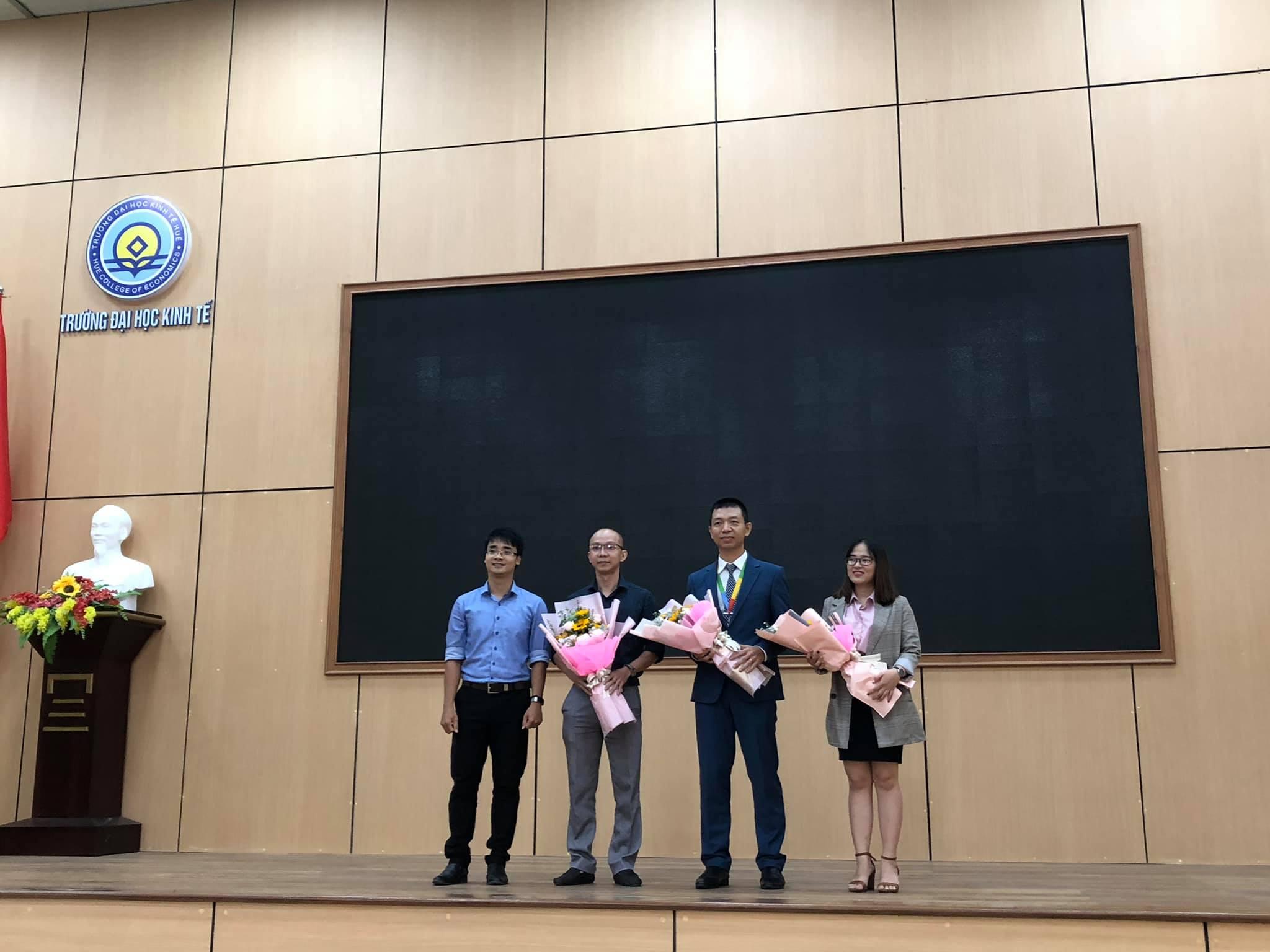 OABI tổ chức chương trình Vietnam Digital 4.0 cùng GOOGLE & trường ĐH Kinh Tế 1